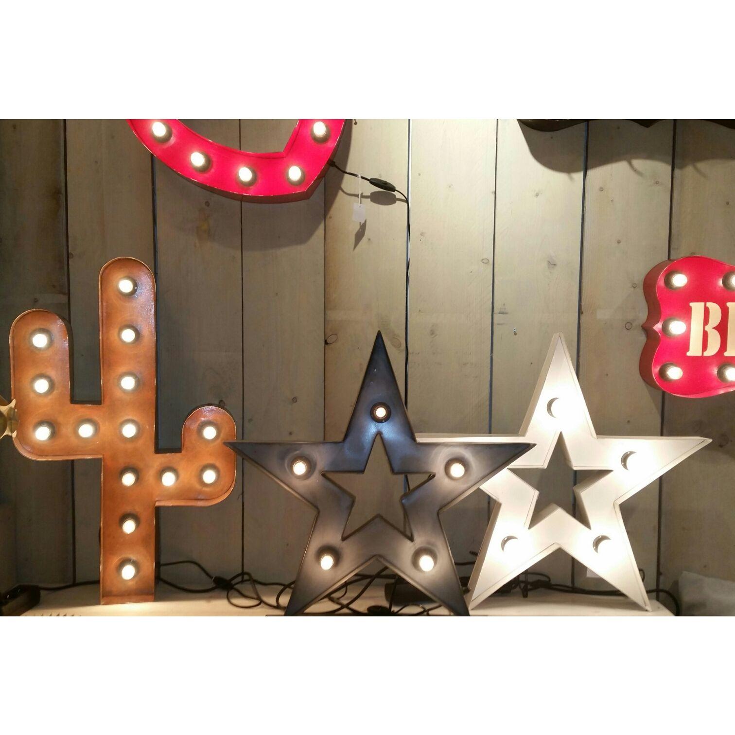 Cactus lamp - Stoeruh Zaken