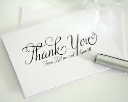 Wedding Thank You Notes A Complete Guide Are Must Do For Every Gift Receive But We All Know That Doesnt Mean Love Them