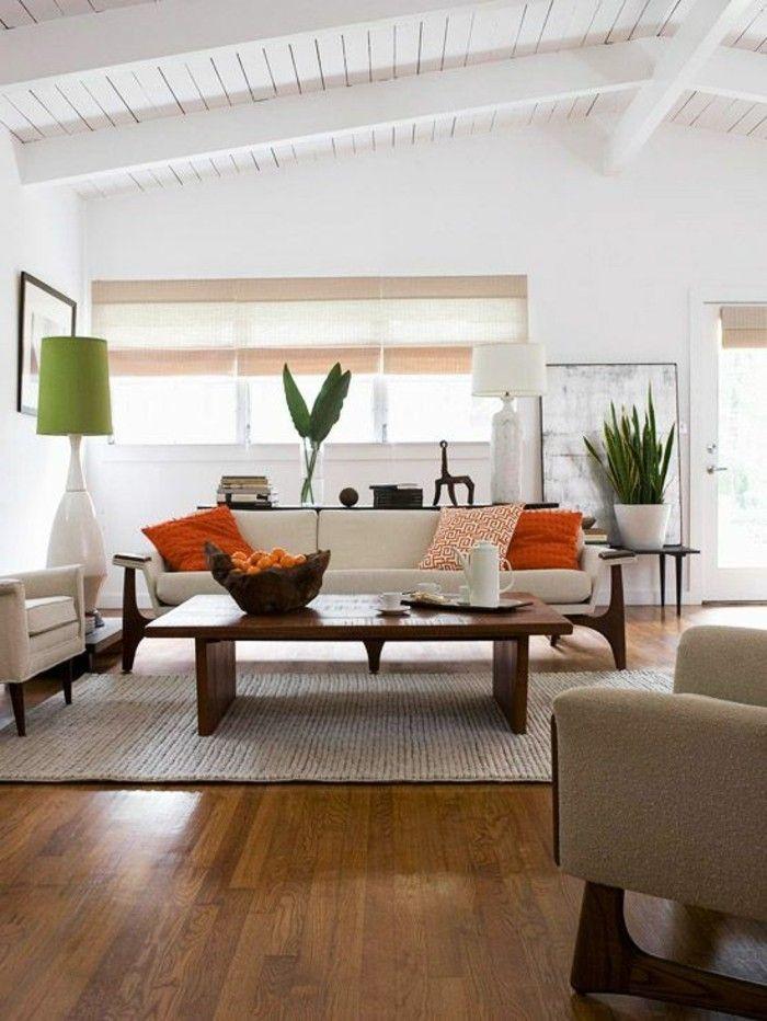 Design Wohnzimmer Große Stehlampe