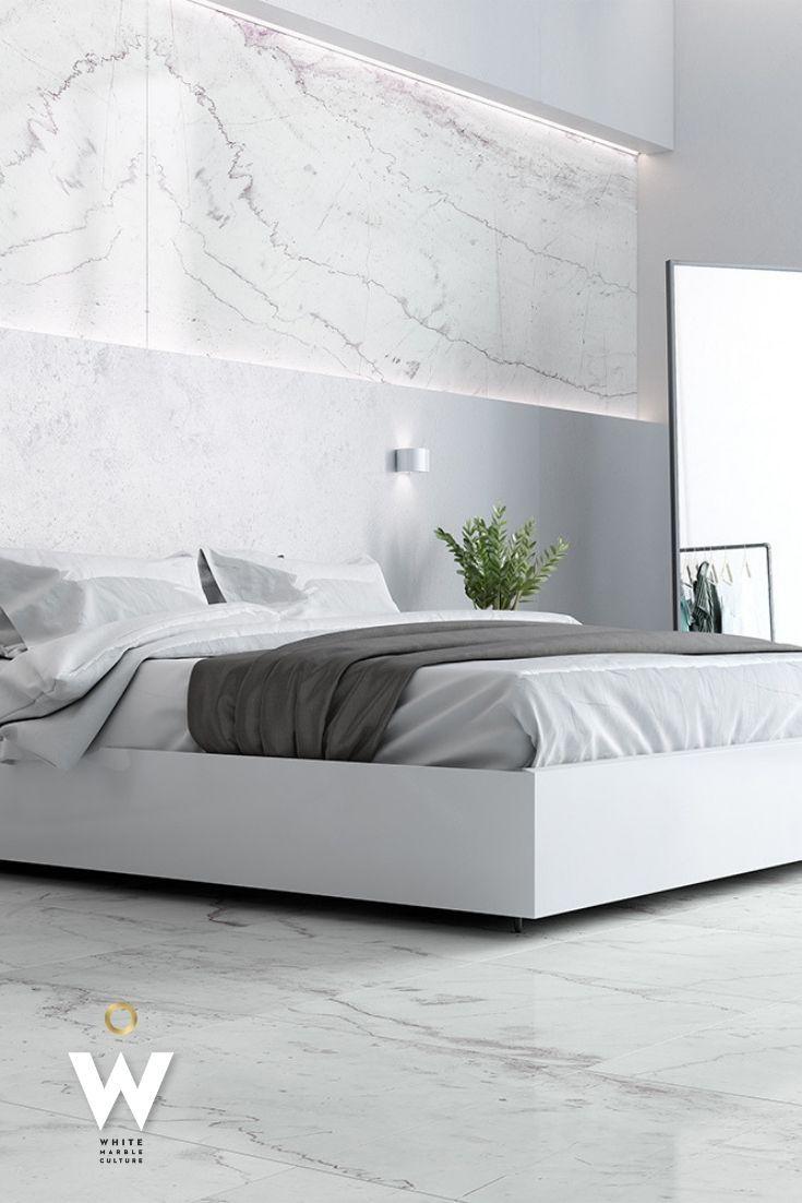 Pirgon Nivatus - Marble bedroom