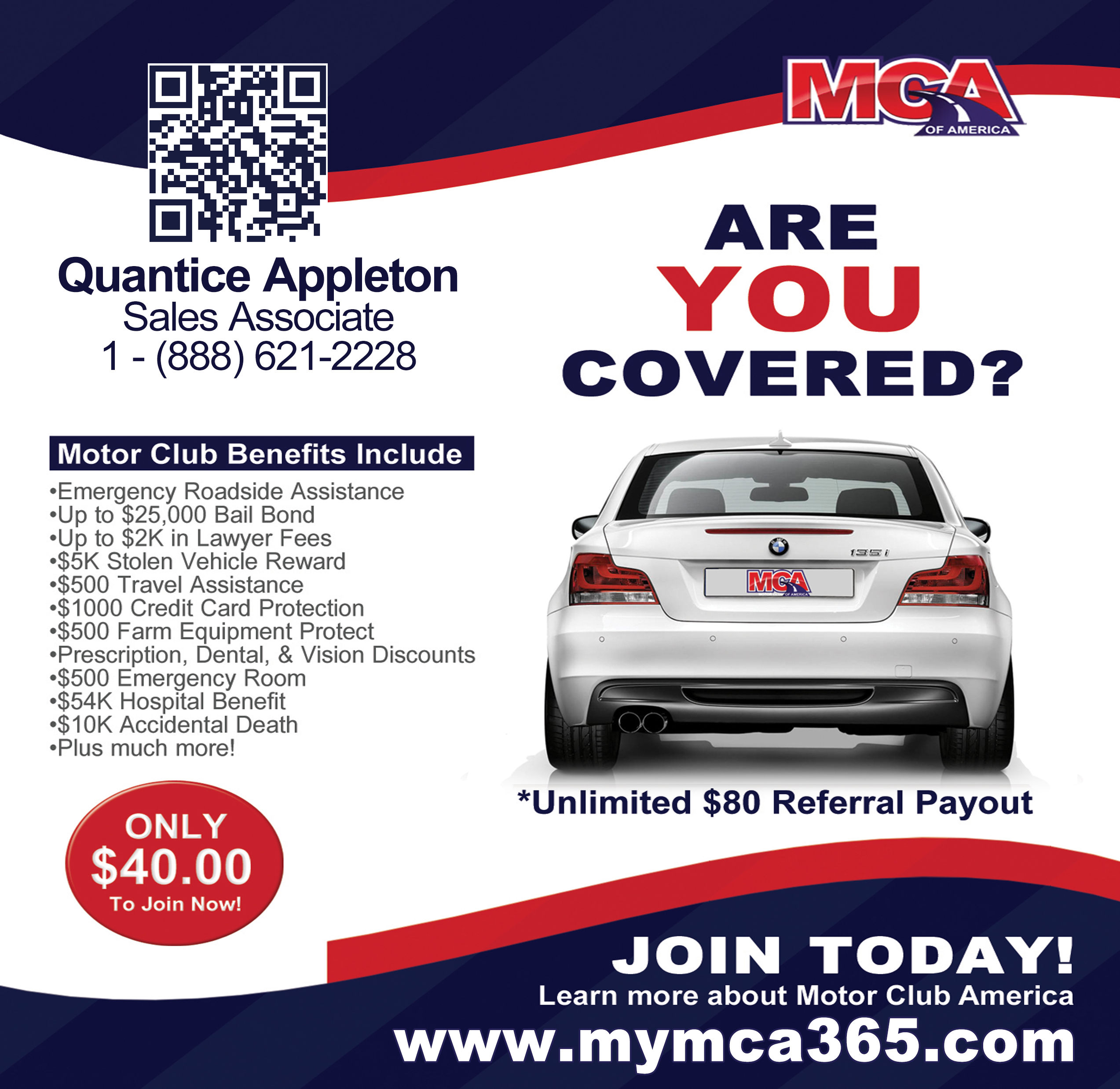 motor club of america a premier automotive club has been in been