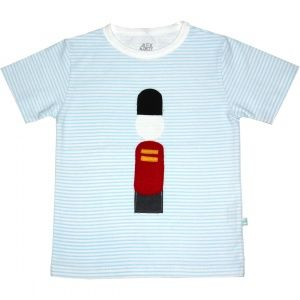 striped soldier tee by alex & ant