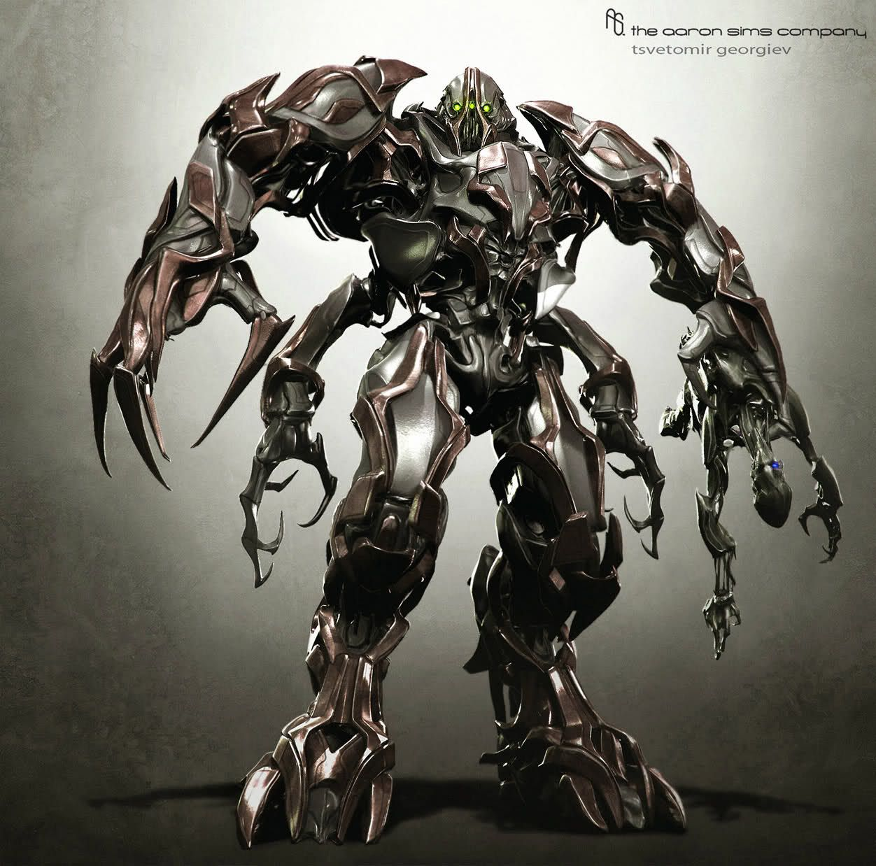 Evil prime liege maximo maybe design from movie