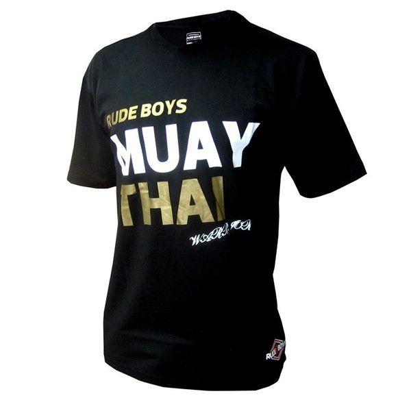 Camiseta MUAY THAI WARRIOR