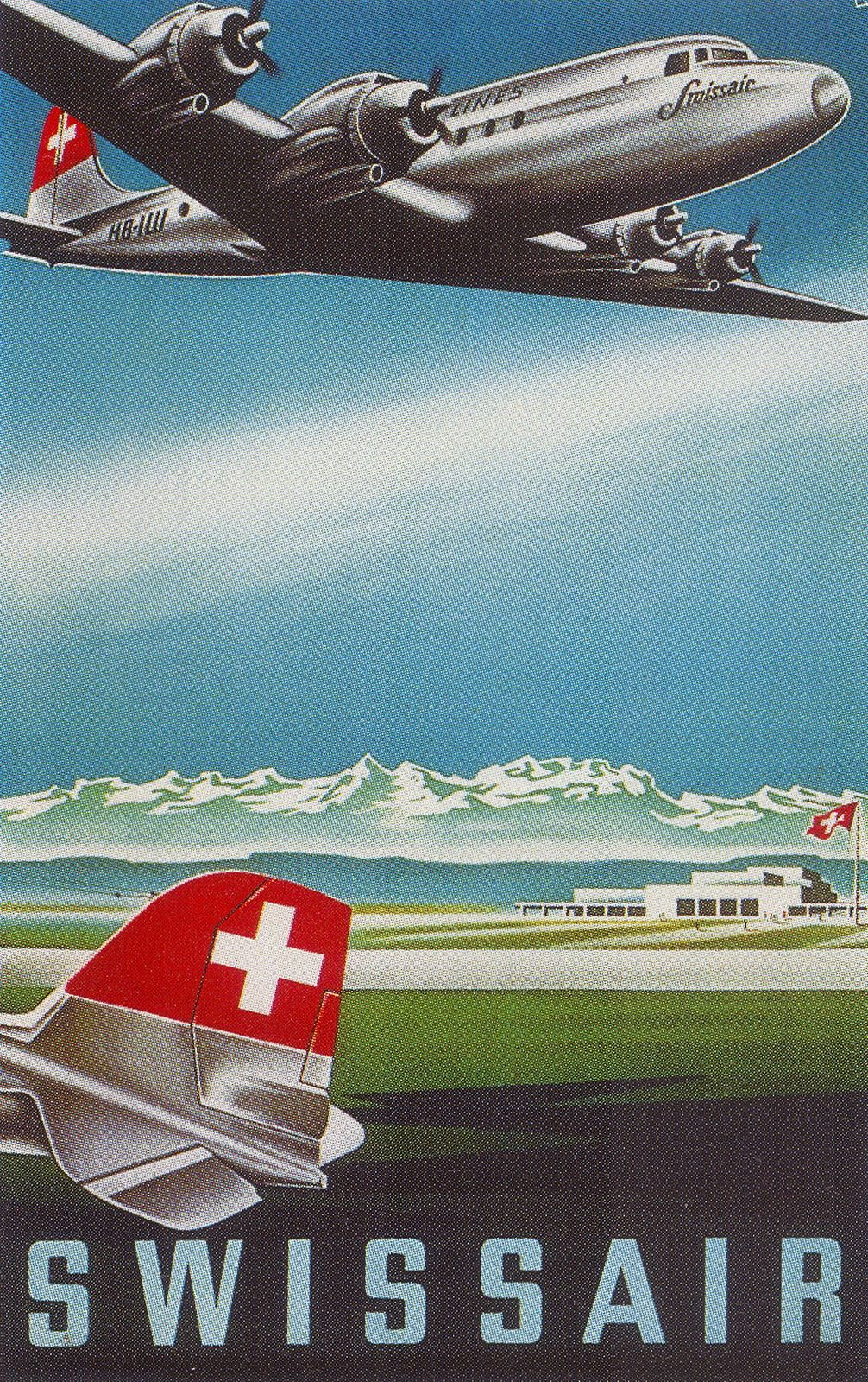 more swissair from fabulous blog, too