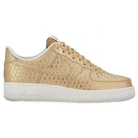 Nike Air Force 1 Lv8 Oro Hombres Zapatos De Baloncesto Oro Lv8 Metalico  Cumbre b8888f
