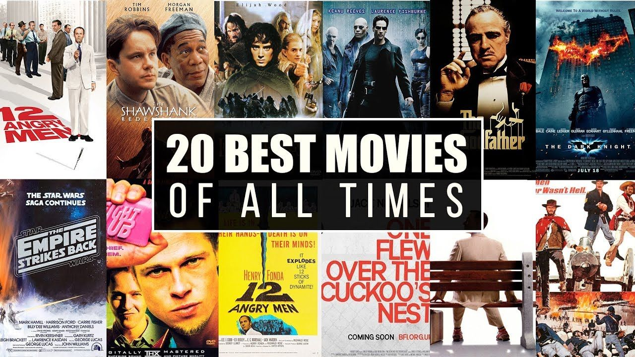 20 Top Rated Movies In Imdb Must Watch Hit Movies Of All Times Top Rated Movies Hits Movie Good Movies