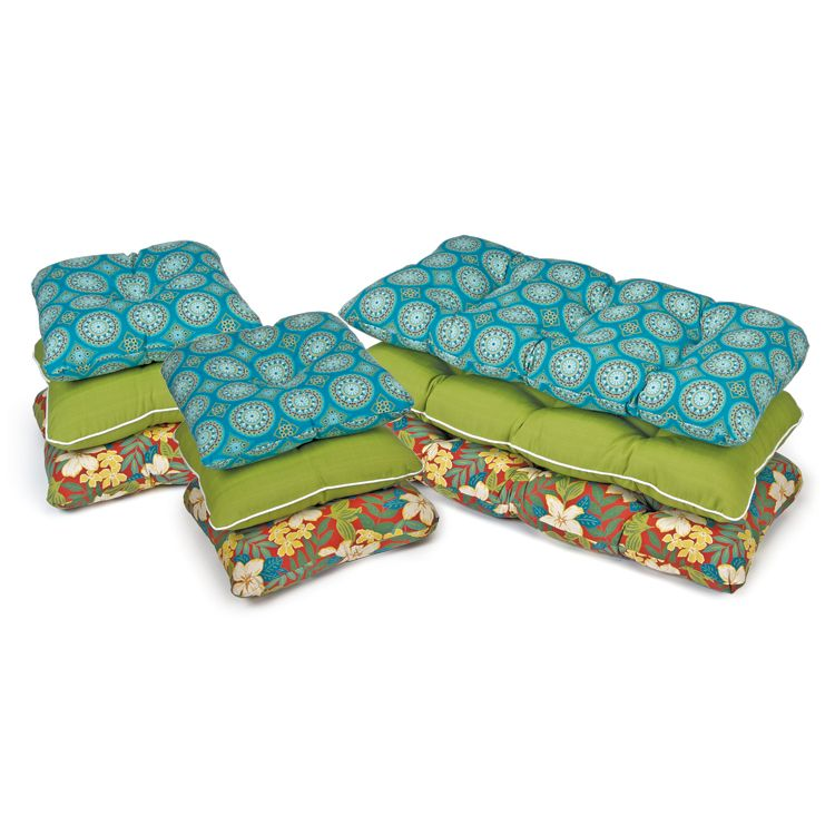 Settee Cushion Set Old Time Pottery