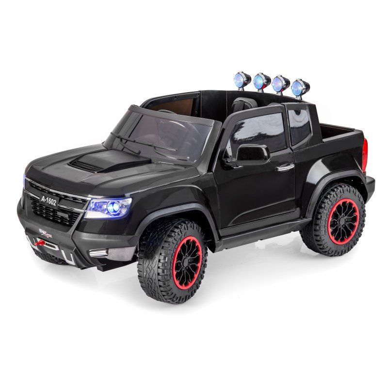 Sportrax Chevrolet Colorado Style 4wd Battery Powered Riding Toy