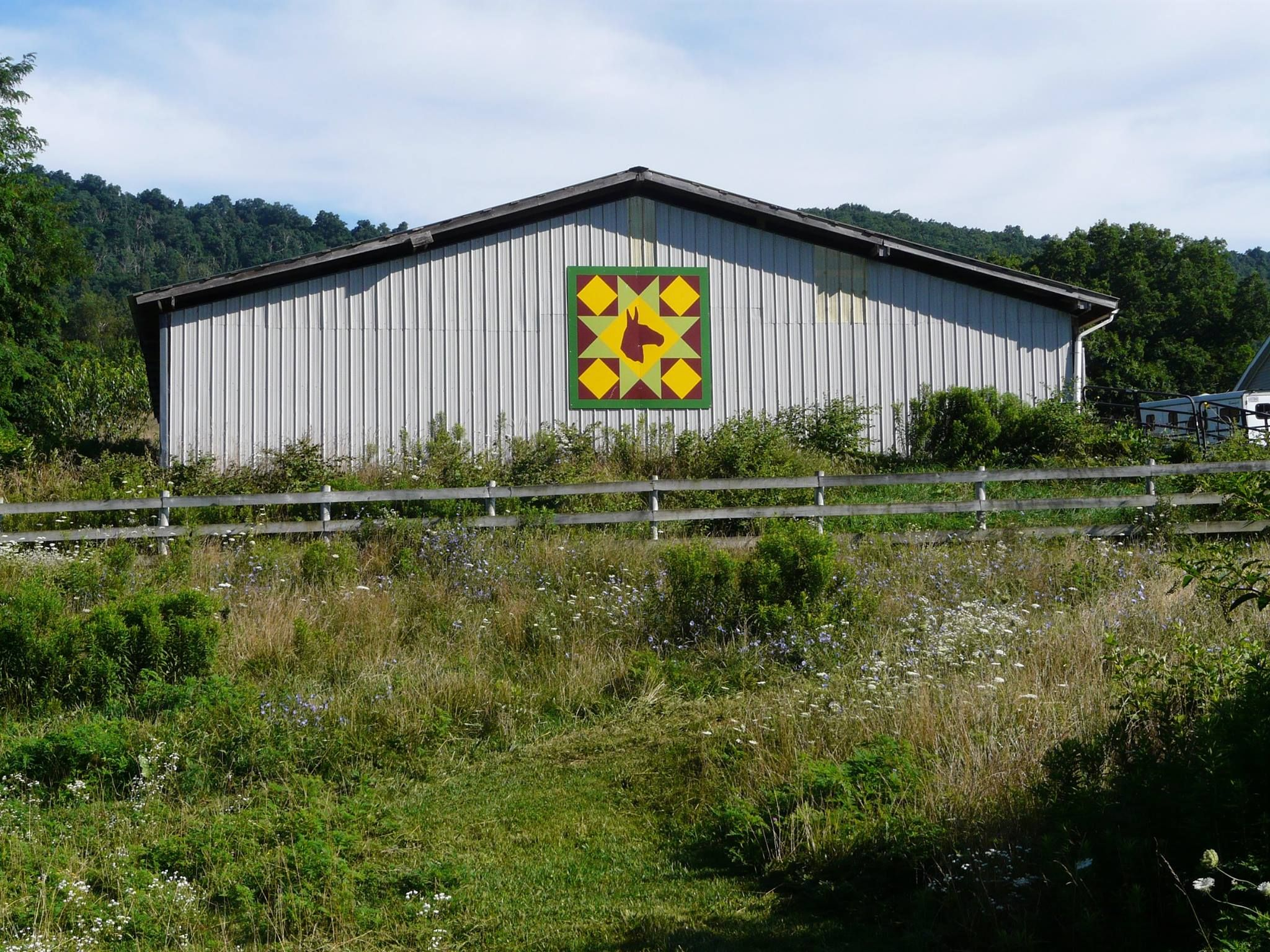 Craig County, Virginia Barn quilts, Barn art, Barn quilt