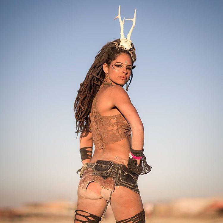 from Clayton beautiful naked women burningman