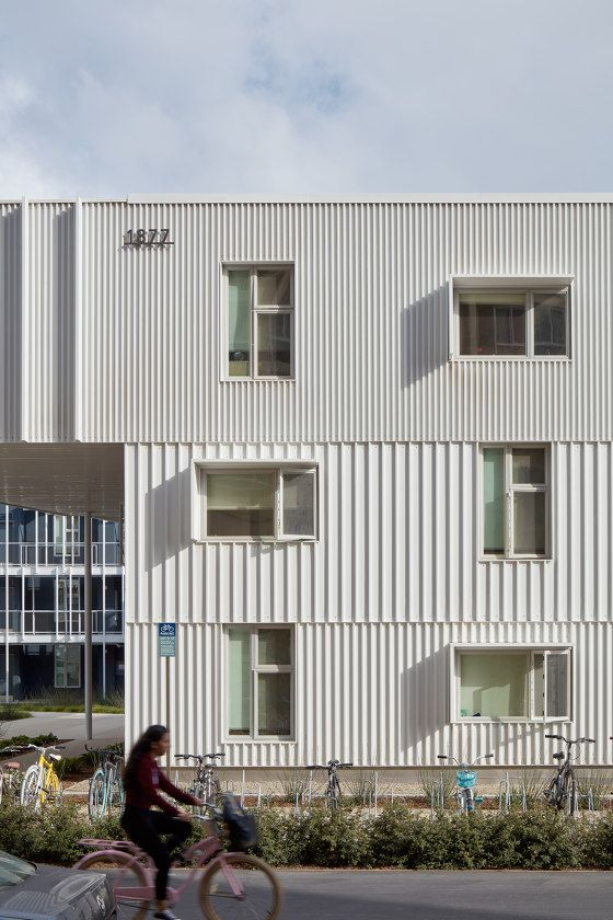 UCSB San Joaquin Student Housing by LOHA | Lorcan O'Herlihy Architects | Universities