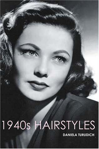 1940s Hairstyles Gene Tierney 1940s Hairstyles 1940s Makeup