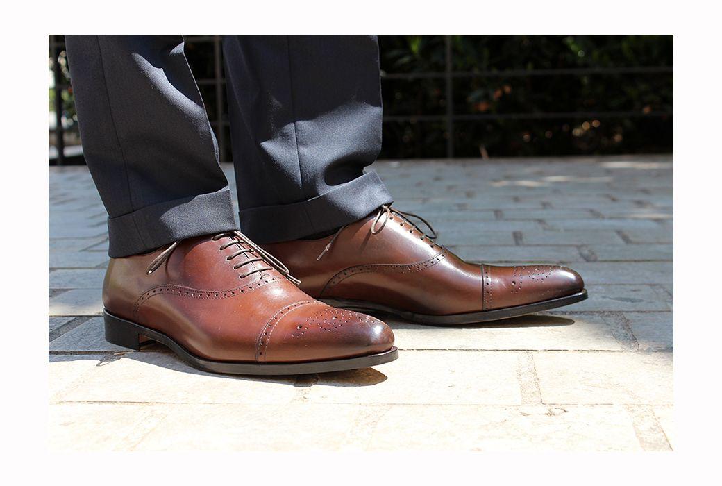 fa6ee0b6680d chaussure de ville homme noir et blanc,Photo kendrick chaussure ville  richelieu box noir