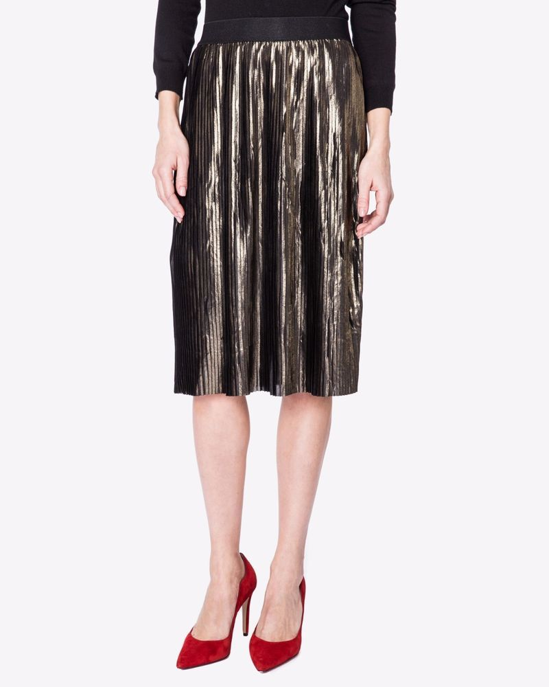 2e9070a8be Vero Moda Plea Skirt Gold Size UK M rrp 26 DH078 DD 23 #fashion #clothing # shoes #accessories #womensclothing #skirts (ebay link)