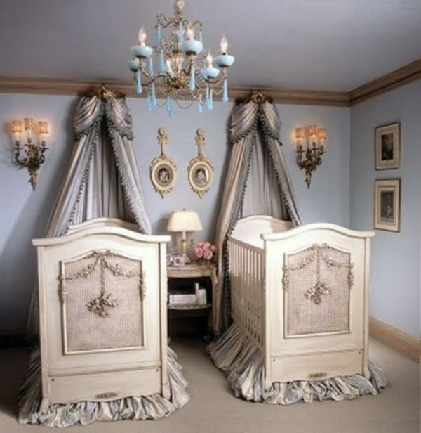 luxuri se babyzimmer 11 m rchenhafte designs. Black Bedroom Furniture Sets. Home Design Ideas