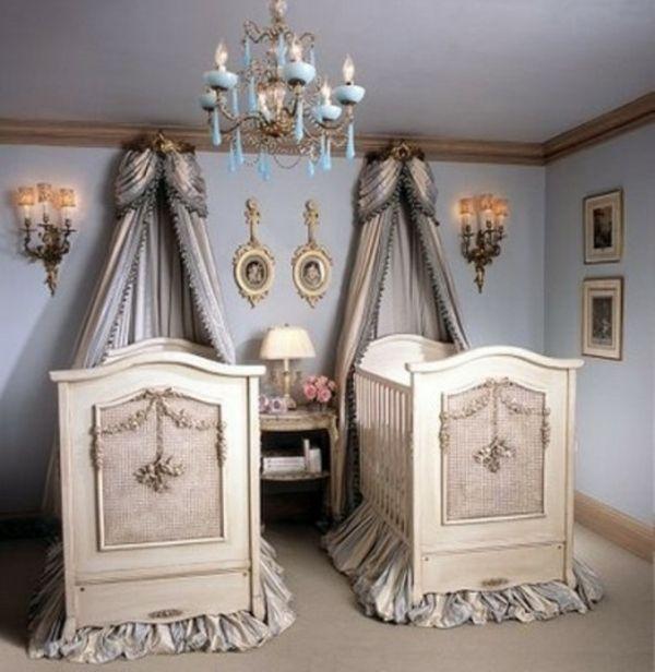 luxurise babyzimmer 11 mrchenhafte designs babyzimmer zwillinge extravagant stilvoll - Babyzimmer Luxus