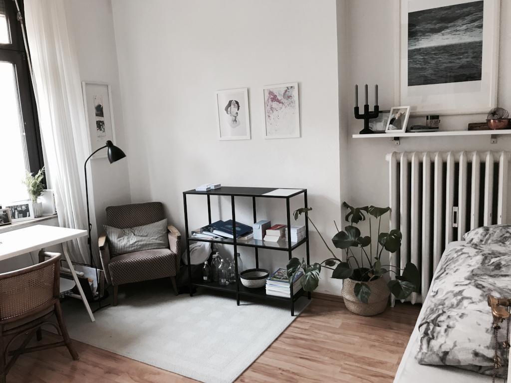 Schlafzimmer Sessel ~ Ein schichtes wg zimmer in münster. #wgzimmer #münster #zimmer