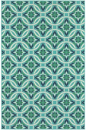 Gallery outdoor Area Rug from home decorators Love it for an outdoor space!!