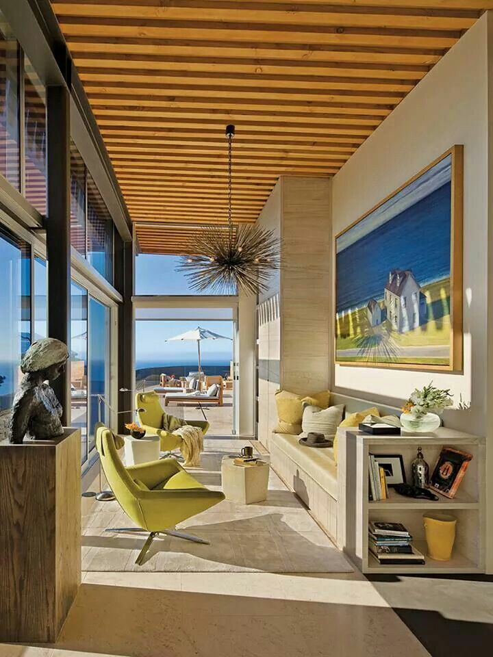 Rattan-Möbel im Wohnzimmer im Landhausstil Landhaus Ideen - wohnzimmer landhausstil modern