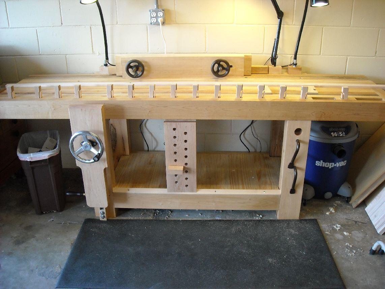 http://www.scrgeek.com/woodwork/workbench.html
