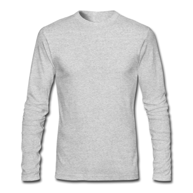 Custom Men's Blank Long Sleeve T-Shirt for sale | Blank T-shirts ...