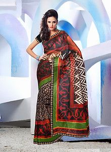 Indian Traditional Designer Classic And Elegent Pure Cotton Vintage Saree Sari