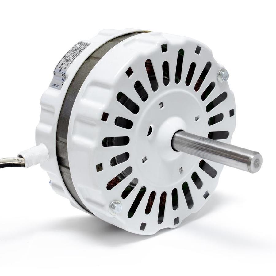 Air Vent 120 Volt 5 375 In Dia Gable Vent Fan Motor Fan Motor