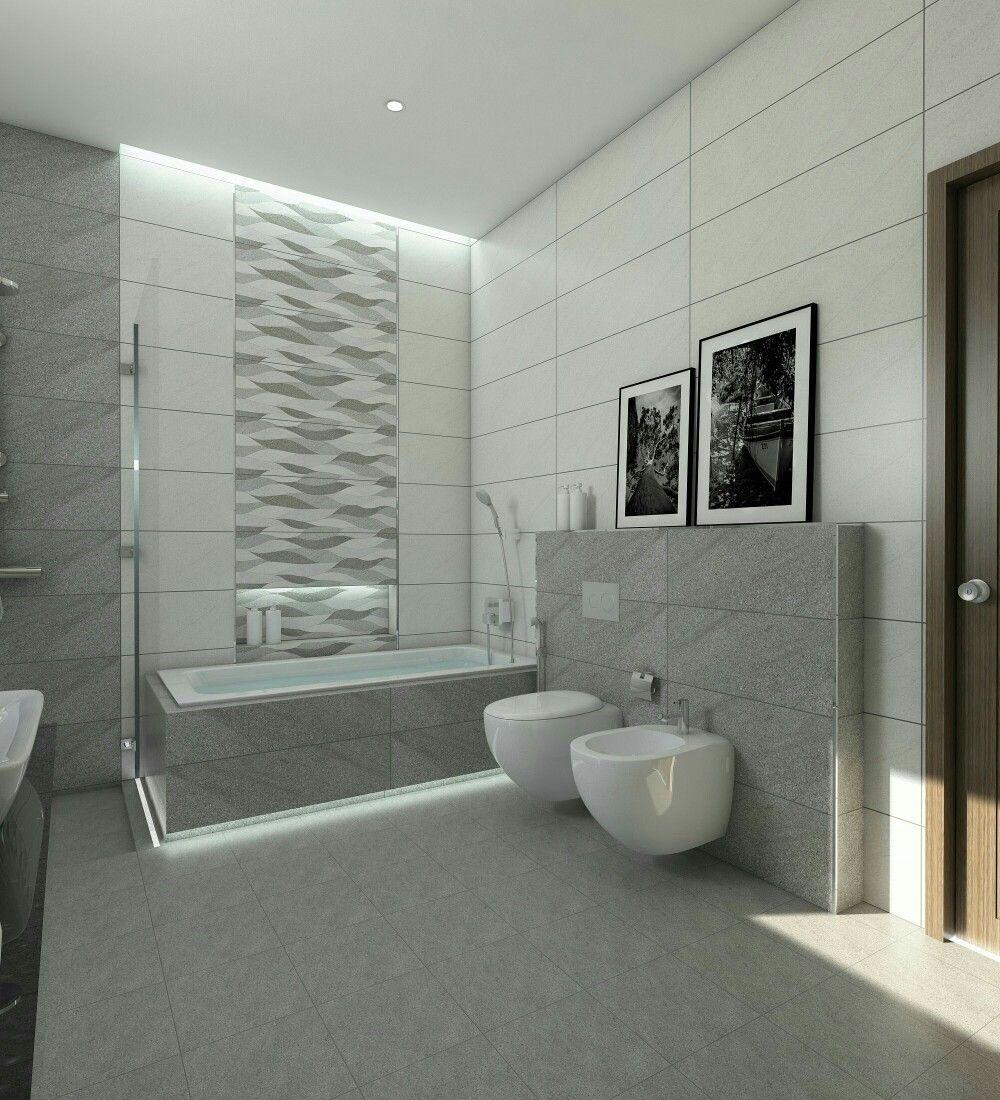 Kingdom Of Bahrain Somany Tiles 3d Design By John Small Bathroom Renovations Classic Bathroom 3d Bathroom Design