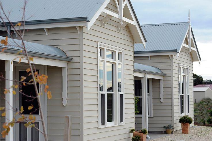 Colorbond woodland grey paint on weatherboard google - Colorbond exterior colour schemes ...