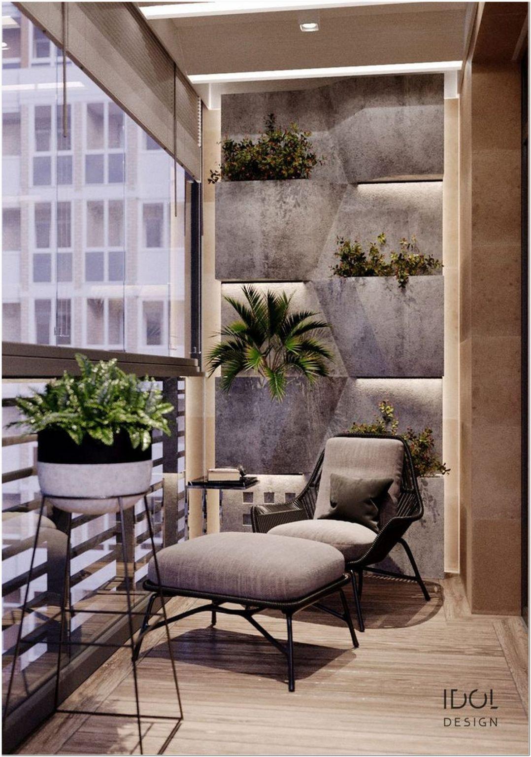 72+ Cool Balcony Decor Ideas 1 - kindledecor # ...