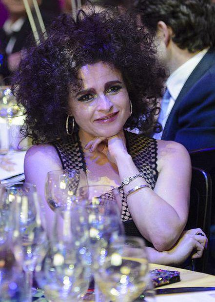 wooden-swings-and-diet-coke: Helena Bonham Carter || Save the Children || 3 March 2015
