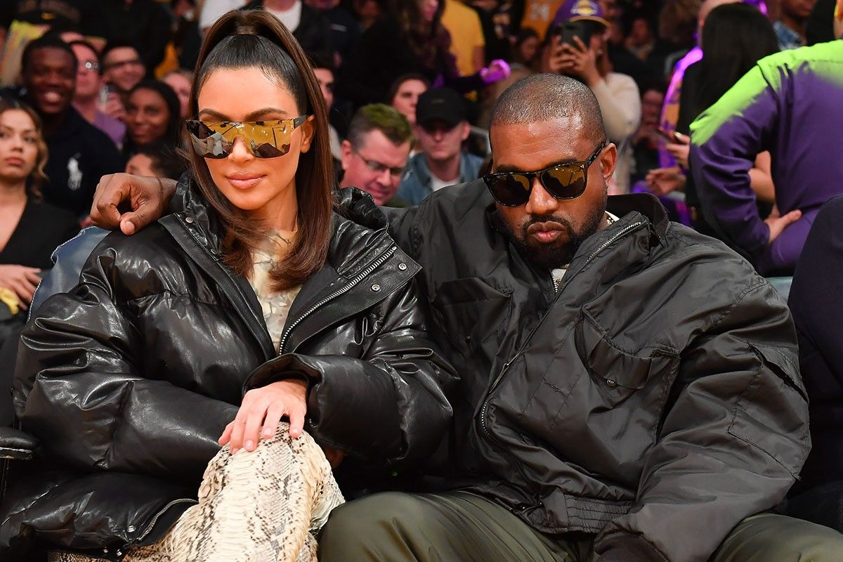 Kim Kanye Mcdonald S Order Revealed In New Super Bowl Ad In 2020 Kim Kardashian Kanye West Kim And Kanye Kim Kardashian And Kanye