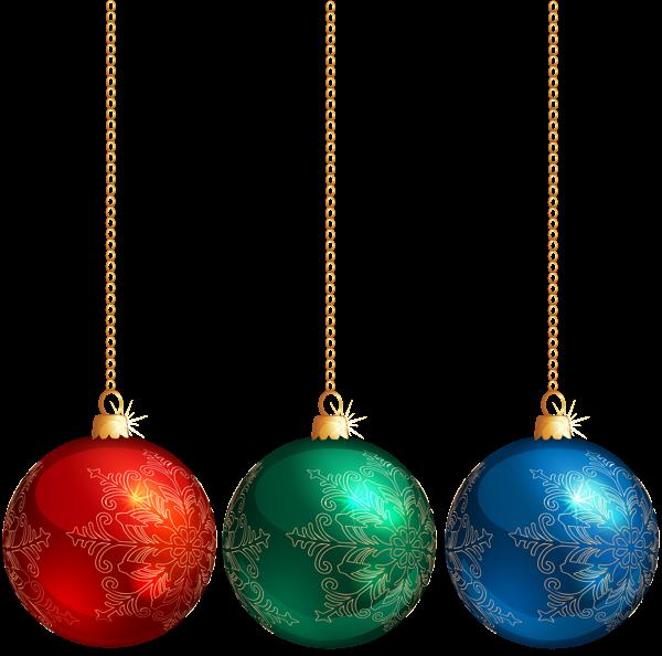 Enfeites De Natal Pendurados Png Clip Art Image Clip Art Hanging Ornaments Art Images