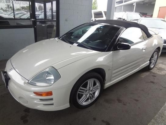 Cars for Sale: 2003 Mitsubishi Eclipse GT in Downey, CA 90241 ...