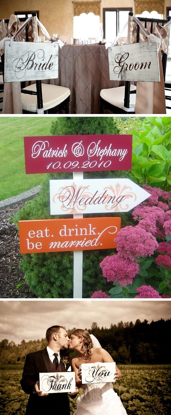 Wedding sign idea @chrissyoser I wanted you to have this but only have access to your flowers board! :)