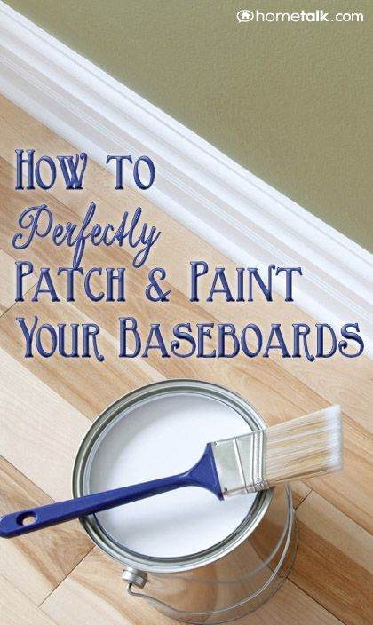 How to Perfectly Patch & Paint Your Baseboards! 1 1 Lois Coleman Stuff to Try Pin it Send Like Learn more at hometalk.com hometalk.com from Hometalk How to Frame a Builder Grade Bathroom Mirror Upgrade your bathroom mirror from boring to beautiful! It's simple and cheap! Nicole Cannady Bathroom Pin it Send Like Learn more at inmyownstyle.com inmyownstyle.com from In My Own Style My Foyer Staircase Makeover Reveal Update a carpeted staircase to stained step