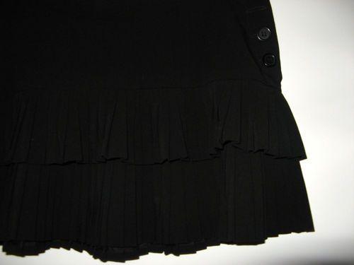 BCBG Max Azria Short Pleated Skirt