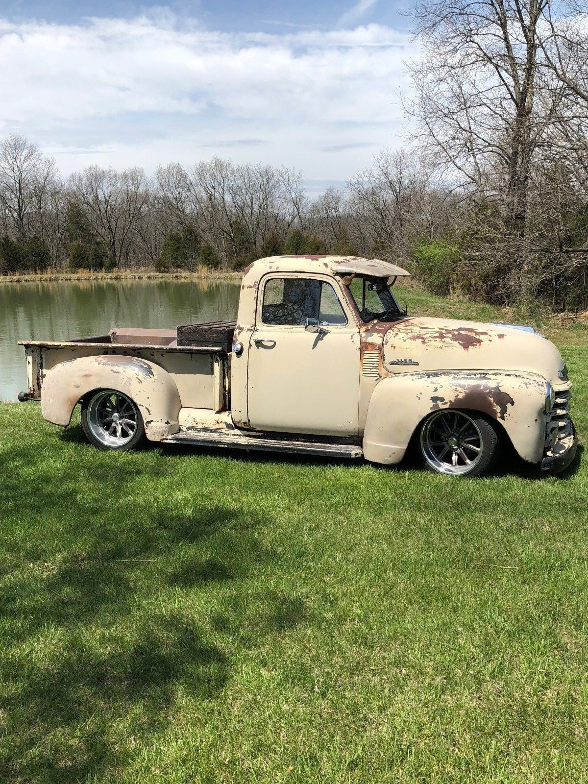 Vintage Trucks 1953 Chevrolet Other Pickups Ebay Vintage