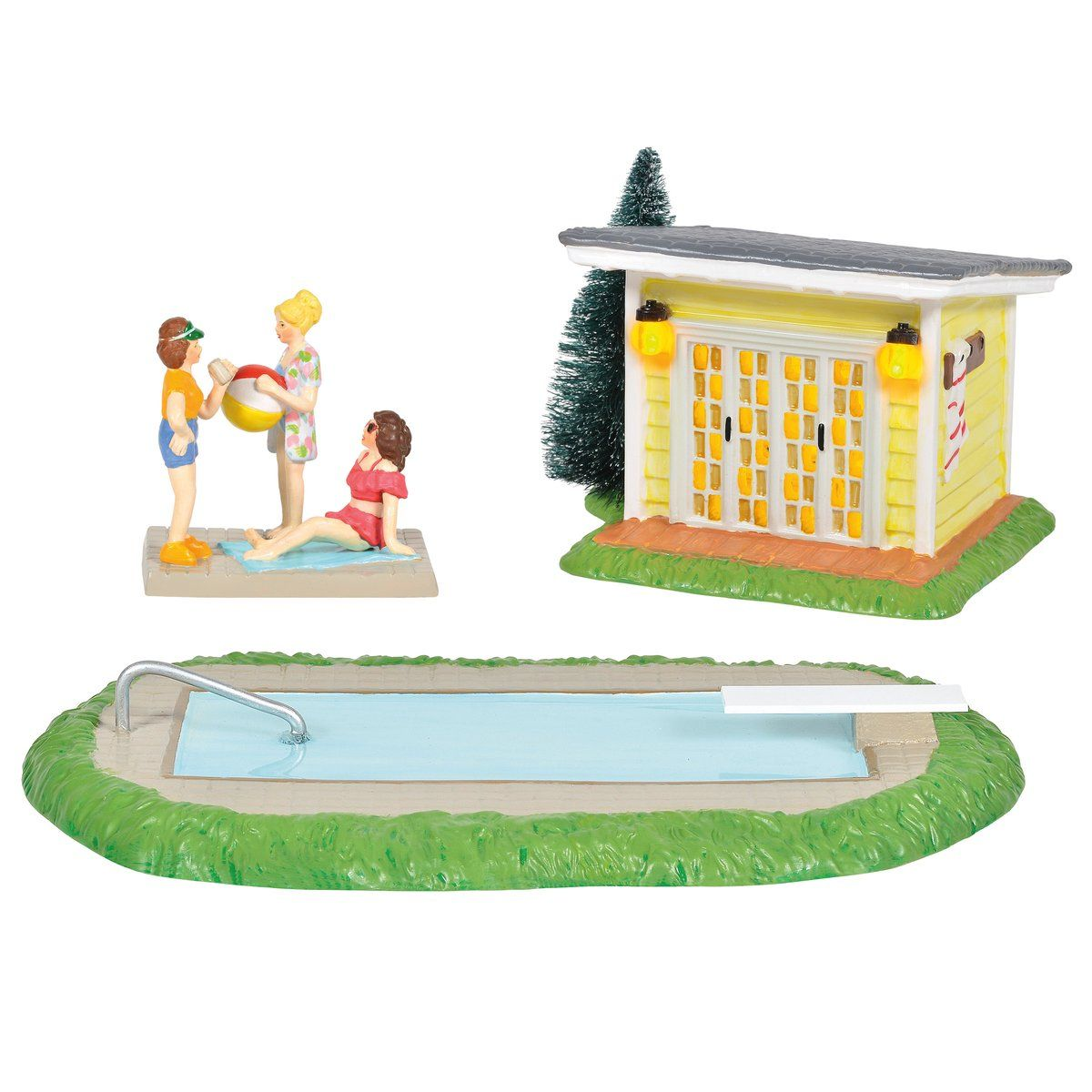 Department 56 National Lampoon S Christmas Vacation Pool Fantasy Availa National Lampoons Christmas Vacation Christmas Vacation Lampoon S Christmas Vacation