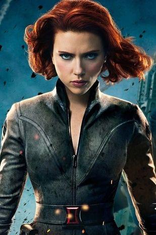 Super h ros marvel avant apr s scarlet johanson superhero movies black widow marvel avengers - Captain america fille ...