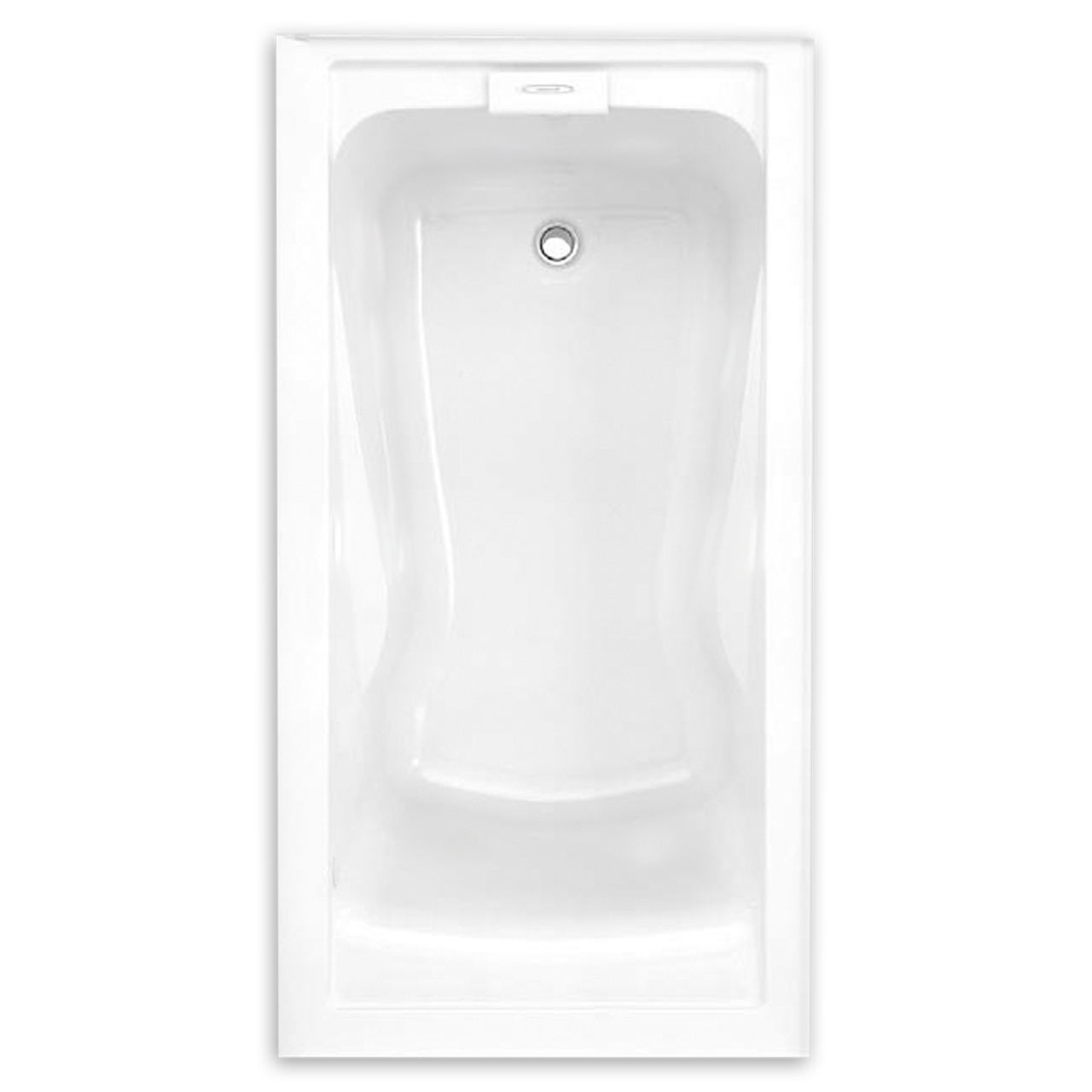 Bathtubs - Evolution 60 Inch by 32 Inch Deep Soak Integral Apron ...