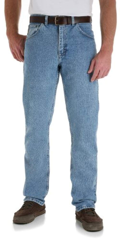 32 inseam wrangler regular fit jeans medstonewash 31