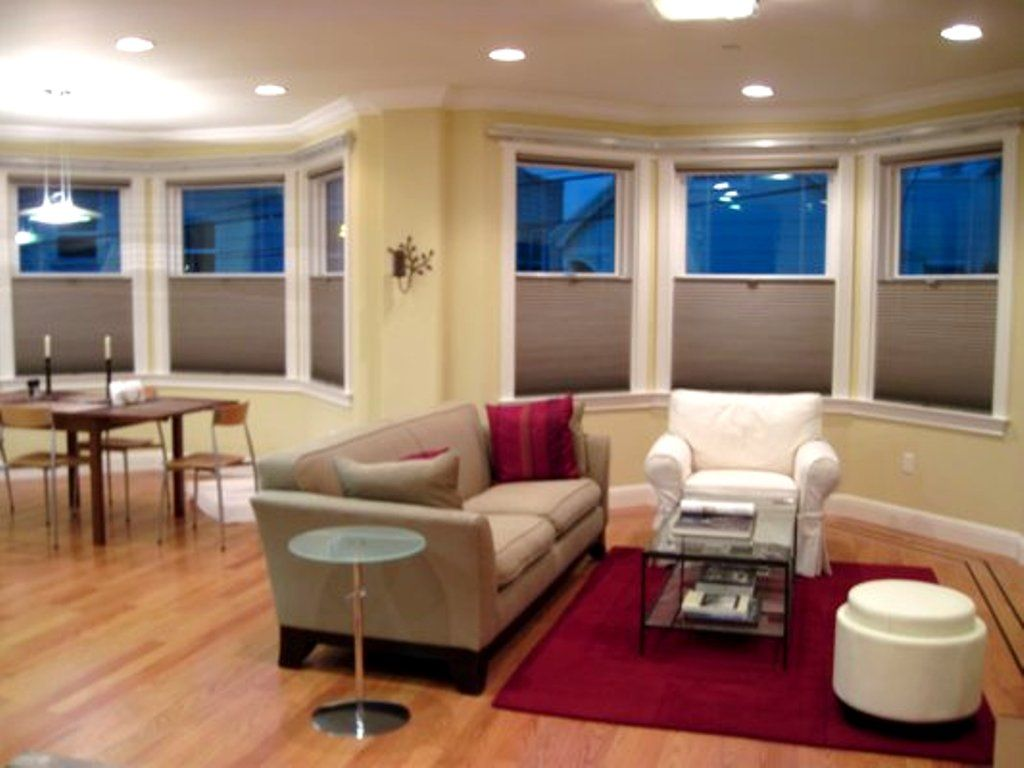 Top Down Bottom Up Shades   Living room blinds, Kitchen ...