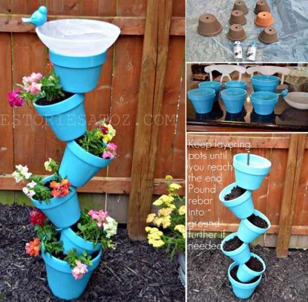Small Garden Ideas Fun Projects 14
