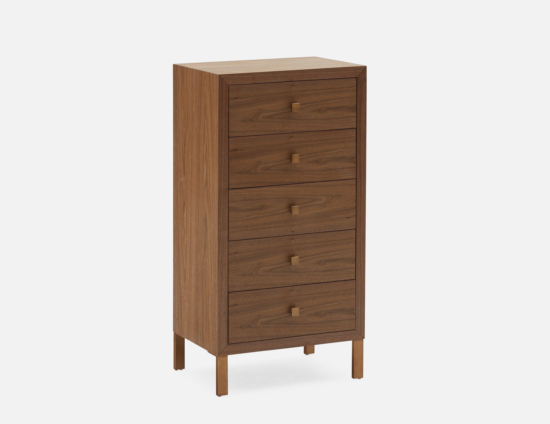 Best Barker Walnut Tallboy In 2019 Modern Chest Of Drawers 400 x 300
