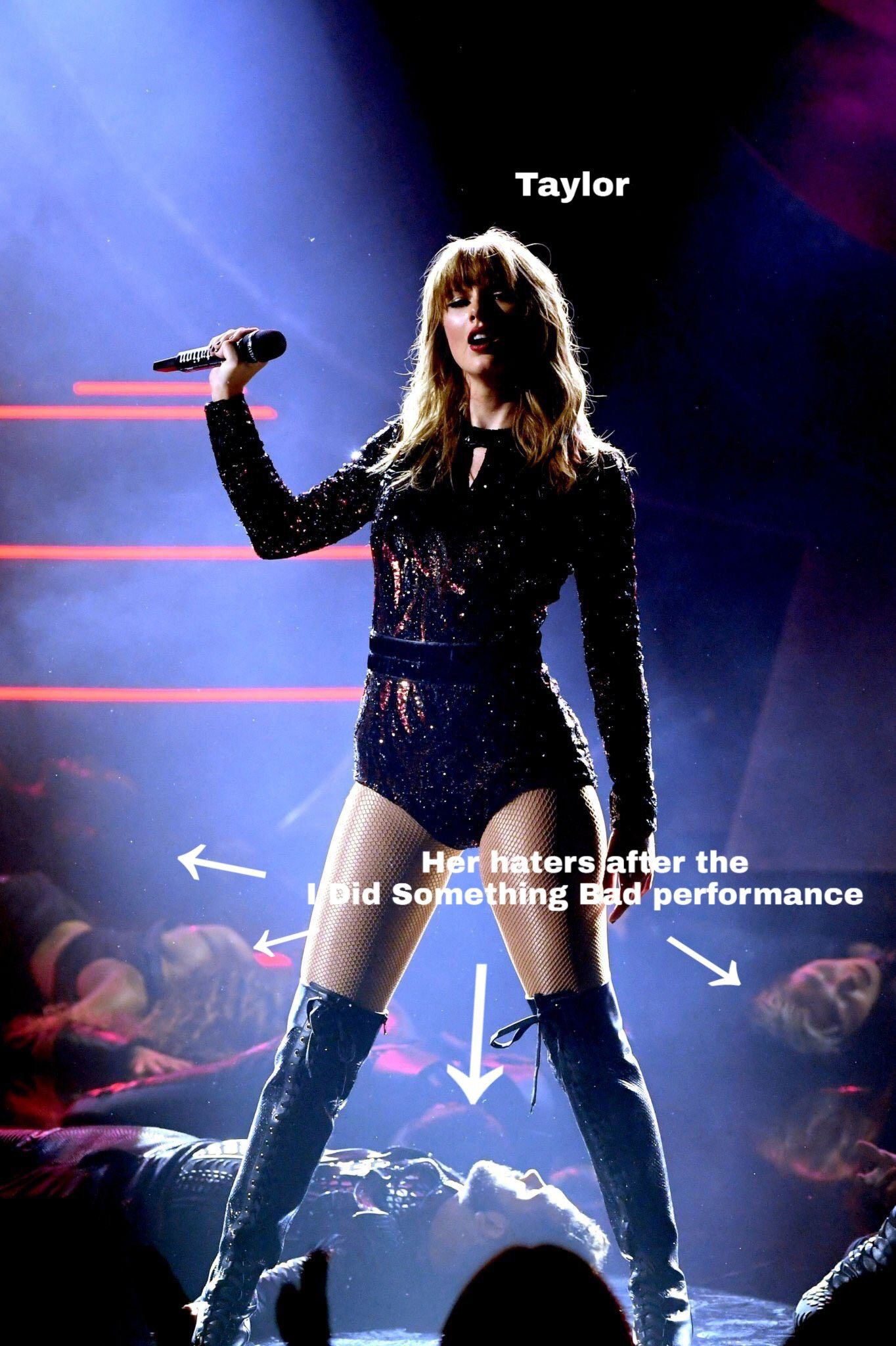 I Did Something Bad Amas Performance Taylor Swift New Long Live Taylor Swift Taylor Swift Meme