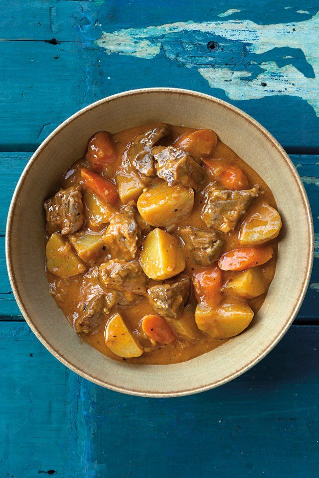Slow-Cooker Japanese Pork Curry Recipe | Williams Sonoma Taste