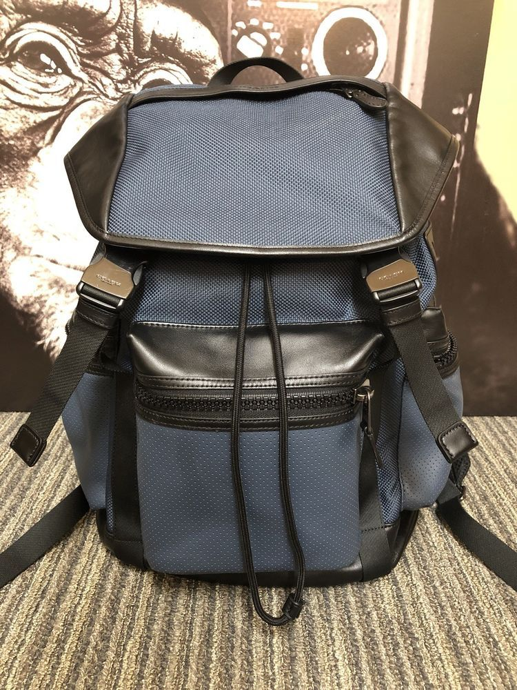 481d199e5a coach backpack leather  fashion  clothing  shoes  accessories   womensbagshandbags (ebay link)