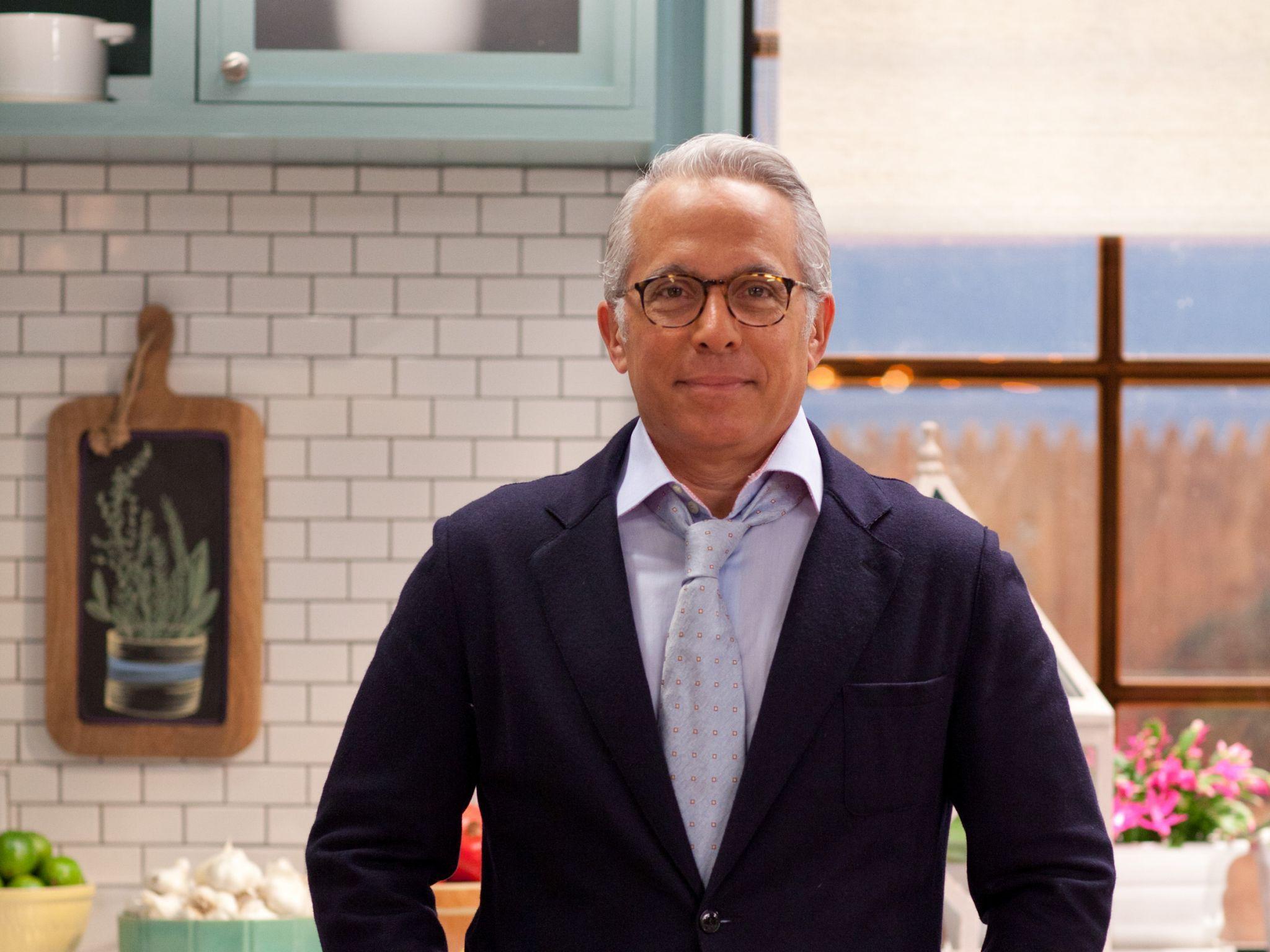 The Kitchen Hosts Geoffrey Zakarian  A Judge On Food Network's Chopped Geoffrey